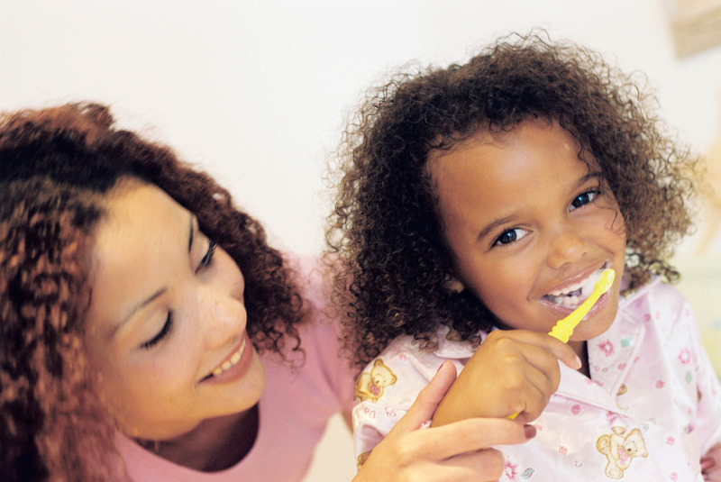 Creating Good Oral Habits and Healthy Eating for Children