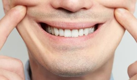 Smiling…The natural stress reducer.
